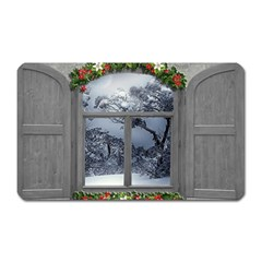 Winter 1660924 1920 Magnet (Rectangular)