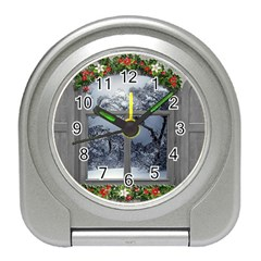 Winter 1660924 1920 Travel Alarm Clock