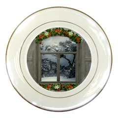 Winter 1660924 1920 Porcelain Plates
