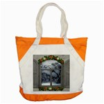 Winter 1660924 1920 Accent Tote Bag Front