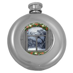Winter 1660924 1920 Round Hip Flask (5 oz)