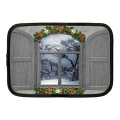 Winter 1660924 1920 Netbook Case (Medium)