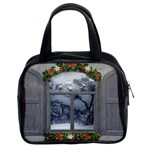 Winter 1660924 1920 Classic Handbag (Two Sides) Front