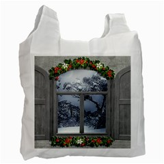Winter 1660924 1920 Recycle Bag (Two Side)