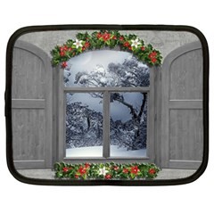 Winter 1660924 1920 Netbook Case (XXL)