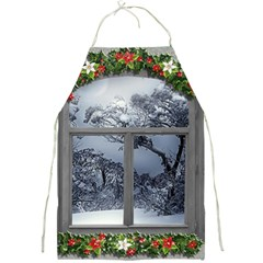 Winter 1660924 1920 Full Print Aprons