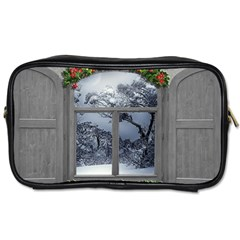 Winter 1660924 1920 Toiletries Bag (two Sides)