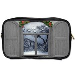 Winter 1660924 1920 Toiletries Bag (Two Sides) Front