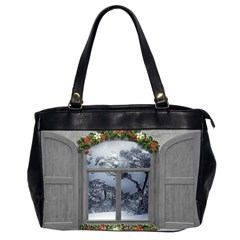 Winter 1660924 1920 Oversize Office Handbag (2 Sides)