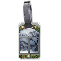 Winter 1660924 1920 Luggage Tags (Two Sides)