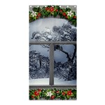 Winter 1660924 1920 Shower Curtain 36  x 72  (Stall)  33.26 x66.24  Curtain