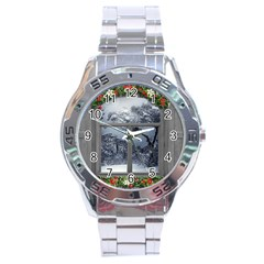 Winter 1660924 1920 Stainless Steel Analogue Watch by vintage2030
