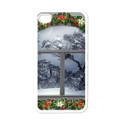 Winter 1660924 1920 Apple iPhone 4 Case (White)