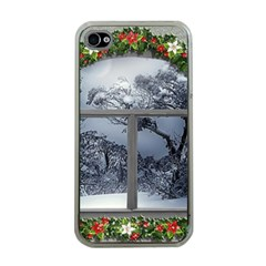 Winter 1660924 1920 Apple Iphone 4 Case (clear)