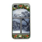 Winter 1660924 1920 Apple iPhone 4 Case (Clear) Front
