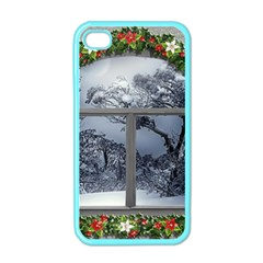 Winter 1660924 1920 Apple iPhone 4 Case (Color)