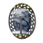 Winter 1660924 1920 Ornament (Oval Filigree) Front