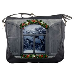 Winter 1660924 1920 Messenger Bag
