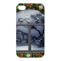Winter 1660924 1920 Apple iPhone 4/4S Premium Hardshell Case