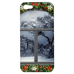 Winter 1660924 1920 Apple iPhone 5 Hardshell Case