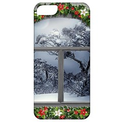 Winter 1660924 1920 Apple iPhone 5 Classic Hardshell Case