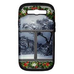 Winter 1660924 1920 Samsung Galaxy S Iii Hardshell Case (pc+silicone)