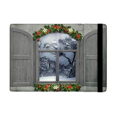 Winter 1660924 1920 Apple iPad Mini Flip Case