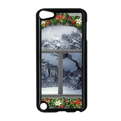 Winter 1660924 1920 Apple iPod Touch 5 Case (Black)
