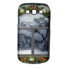 Winter 1660924 1920 Samsung Galaxy S III Classic Hardshell Case (PC+Silicone)