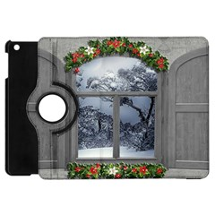 Winter 1660924 1920 Apple Ipad Mini Flip 360 Case