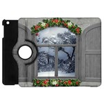 Winter 1660924 1920 Apple iPad Mini Flip 360 Case Front