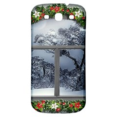 Winter 1660924 1920 Samsung Galaxy S3 S III Classic Hardshell Back Case