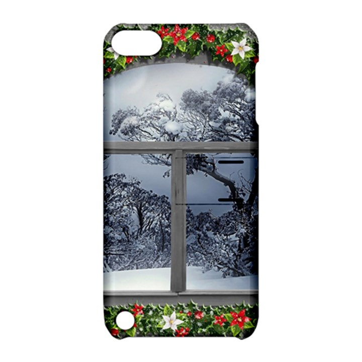 Winter 1660924 1920 Apple iPod Touch 5 Hardshell Case with Stand