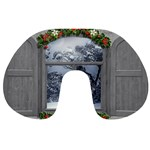 Winter 1660924 1920 Travel Neck Pillows Front