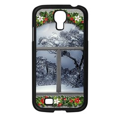 Winter 1660924 1920 Samsung Galaxy S4 I9500/ I9505 Case (Black)