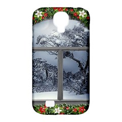 Winter 1660924 1920 Samsung Galaxy S4 Classic Hardshell Case (PC+Silicone)