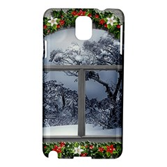 Winter 1660924 1920 Samsung Galaxy Note 3 N9005 Hardshell Case