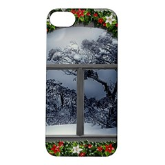 Winter 1660924 1920 Apple iPhone 5S/ SE Hardshell Case