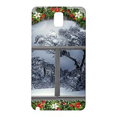 Winter 1660924 1920 Samsung Galaxy Note 3 N9005 Hardshell Back Case