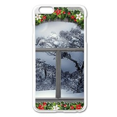 Winter 1660924 1920 Apple iPhone 6 Plus/6S Plus Enamel White Case