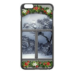 Winter 1660924 1920 Apple iPhone 6 Plus/6S Plus Black Enamel Case