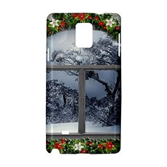Winter 1660924 1920 Samsung Galaxy Note 4 Hardshell Case