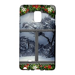 Winter 1660924 1920 Samsung Galaxy Note Edge Hardshell Case
