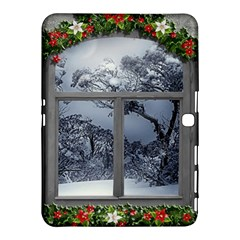 Winter 1660924 1920 Samsung Galaxy Tab 4 (10.1 ) Hardshell Case