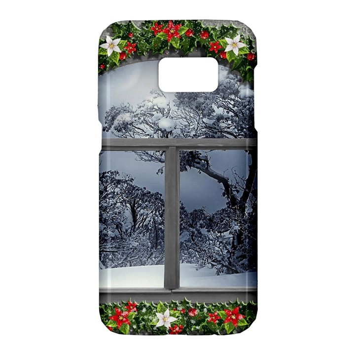 Winter 1660924 1920 Samsung Galaxy S7 Hardshell Case