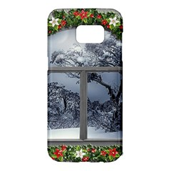 Winter 1660924 1920 Samsung Galaxy S7 Edge Hardshell Case