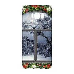Winter 1660924 1920 Samsung Galaxy S8 Hardshell Case