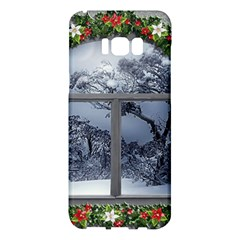 Winter 1660924 1920 Samsung Galaxy S8 Plus Hardshell Case