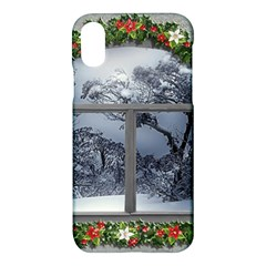 Winter 1660924 1920 Apple iPhone X Hardshell Case