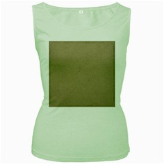 Background 1706632 1920 Women s Green Tank Top